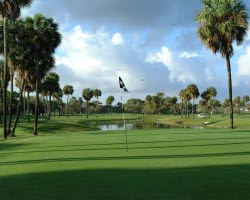Fort Lauderdale- GOLF travel-Palm Aire Country Club - Mighty Oaks Course