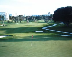 Fort Lauderdale- GOLF weekend-Palm Aire Country Club - Mighty Oaks Course