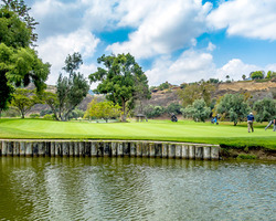 San Diego-Golf expedition-Sycuan Resort Casino - Oak Glen course