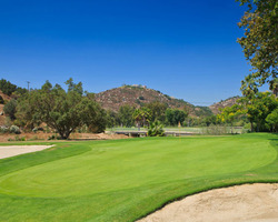 San Diego-Golf vacation-Sycuan Resort Casino - Oak Glen course