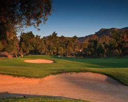 San Diego-Golf trek-Sycuan Resort Casino - Oak Glen course