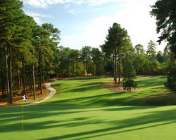 Pinehurst-Golf expedition-Pinehurst No 1