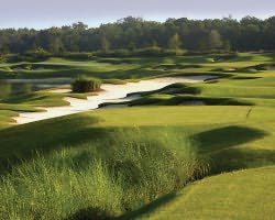Jacksonville St Augustine- GOLF vacation-Conservatory at Hammock Beach-Daily Round