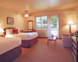 Palm Springs- LODGING trip-Palm Mountain Resort Spa - Downtown Palm Springs-Standard Room