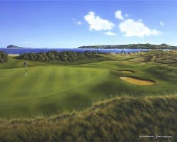 Dublin and East-Golf outing-Portmarnock Golf club Old -Green Fee
