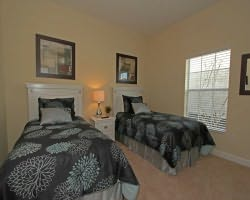 Orlando-Lodging expedition-Paradise Palms-4 Bedroom Luxury Townhome