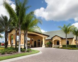 Orlando-Lodging trip-Paradise Palms-4 Bedroom Luxury Townhome