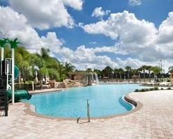 Orlando- LODGING weekend-Paradise Palms-4 Bedroom Luxury Townhome