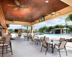 Orlando-Lodging vacation-Paradise Palms-4 Bedroom Luxury Townhome