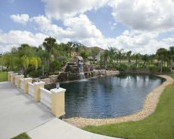 Orlando- LODGING excursion-Paradise Palms-4 Bedroom Luxury Townhome