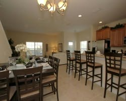Orlando-Lodging excursion-Paradise Palms-4 Bedroom Luxury Townhome
