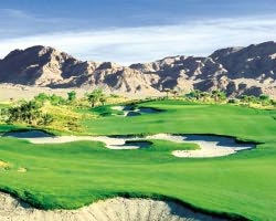 Las Vegas- GOLF holiday-Primm Valley Golf Club - Desert Course