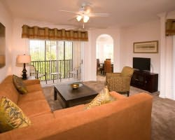 Orlando-Lodging outing-Palisades Resort-2 Bedroom