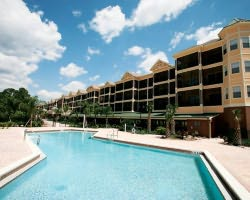 Orlando-Lodging tour-Palisades Resort-2 Bedroom