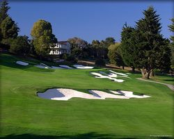 Monterey- GOLF outing-Pasatiempo Golf Club