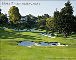 Monterey- GOLF vacation-Pasatiempo Golf Club