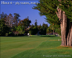 Monterey- GOLF travel-Pasatiempo Golf Club