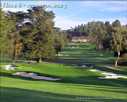 Monterey- GOLF expedition-Pasatiempo Golf Club