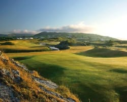 North and North West-Golf trek-Portsalon