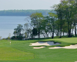 Ocean City DE Shore-Golf trip-Queenstown Harbor Golf Course - River Course Queenstown MD -Daily Rate