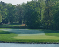 Ocean City DE Shore-Golf expedition-Queenstown Harbor Golf Course - River Course Queenstown MD -Daily Rate