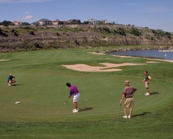 San Antonio-Golf excursion-The Quarry-Green Fee incl Cart