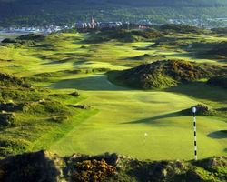 North and North West-Golf holiday-Royal County Down-36 Holes same day Mon Tues and Fri only