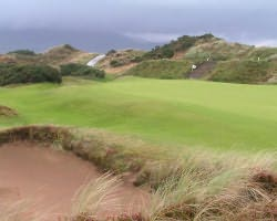 North and North West-Golf trek-Royal County Down-36 Holes same day Mon Tues and Fri only