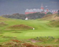 North and North West-Golf excursion-Royal County Down-36 Holes same day Mon Tues and Fri only