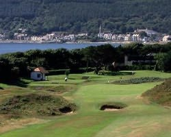 North and North West-Golf trek-Royal County Down