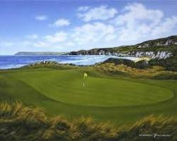 North and North West-Golf trip-Royal Portrush - Dunluce Links