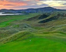 North and North West-Golf trek-Rosapenna - Old Tom Morris