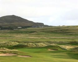 North and North West-Golf holiday-Rosapenna - Old Tom Morris