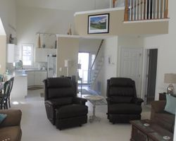 Ocean City DE Shore-Lodging outing-River Run Townhouse 8-4 Bedroom Townhouse - 4 Golfers
