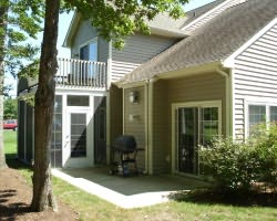 Ocean City DE Shore-Lodging weekend-River Run Townhouse 6-Townhouse w 4 Golfers