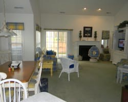 Ocean City DE Shore-Lodging outing-River Run Townhouse 6-Townhouse w 4 Golfers