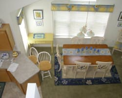 Ocean City DE Shore-Lodging trip-River Run Townhouse 6-Townhouse w 4 Golfers
