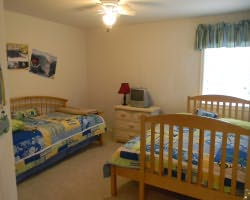 Ocean City DE Shore-Lodging expedition-River Run Townhouse 6-Townhouse w 4 Golfers