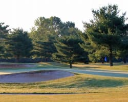 Ocean City DE Shore-Golf vacation-The Rookery North Golf Course Milford DE -Daily Rate