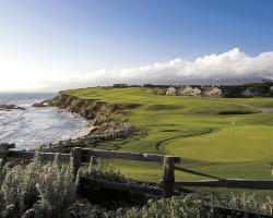 San Francisco-Golf holiday-Ritz Carlton - The Old Course-Daily Round