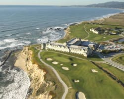 San Francisco-Golf trek-Ritz Carlton - The Old Course-Daily Round