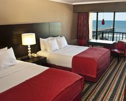 Virginia Beach-Lodging excursion-Best Western Plus Sandcastle Oceanfront Resort Hotel-Standard Room