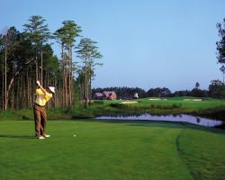 Jacksonville St Augustine-Golf expedition-The Golf Club at South Hampton-Daily Round 7-Noon