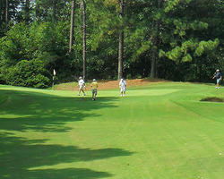 Sandhills- GOLF outing-Southern Pines Golf Club