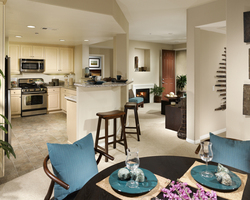 Palm Springs-Lodging weekend-Canterra Enclave Condominiums-3 Bedroom