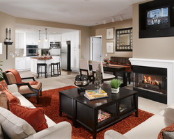 Palm Springs-Lodging tour-Canterra Enclave Condominiums-3 Bedroom