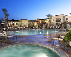 Palm Springs-Lodging holiday-Canterra Enclave Condominiums-2 Bedroom