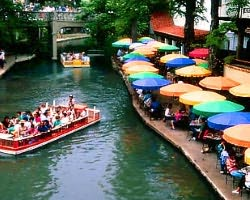 San Antonio-Lodging tour-Marriott San Antonio Riverwalk