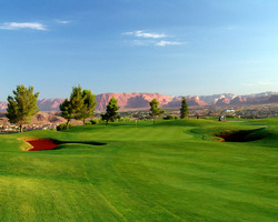 Mesquite-Golf excursion-Sunbrook Utah -Green Fee incl Cart