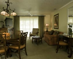 Orlando-Lodging weekend-Sheraton Vistana Resort-1 Bedroom Villa